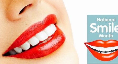 National Smile Month 2017