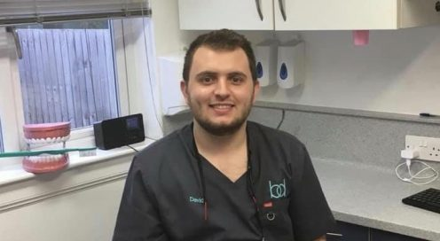 David is taking on new Patients